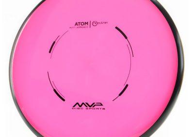 atom-neutron
