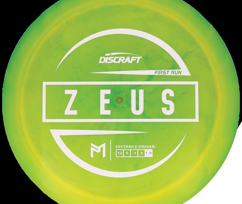 Zeus – Discraft